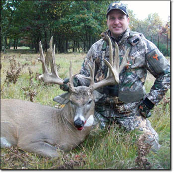Diamond Whitetail Deer Hunts