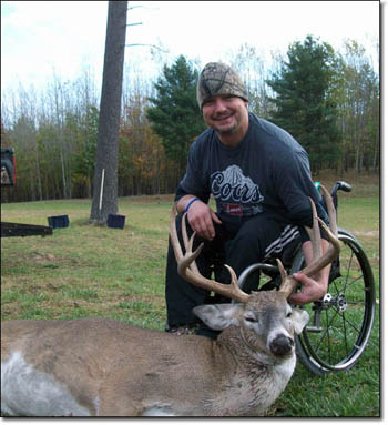 Michigan Trophy Deer